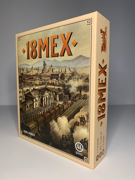 US ONLY - 18MEX Preorder (Shipping Included)