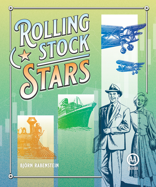 INTERNATIONAL - Rolling Stock Stars Preorder (Shipping Included)