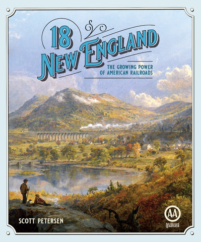 US ONLY - 18NewEngland Preorder