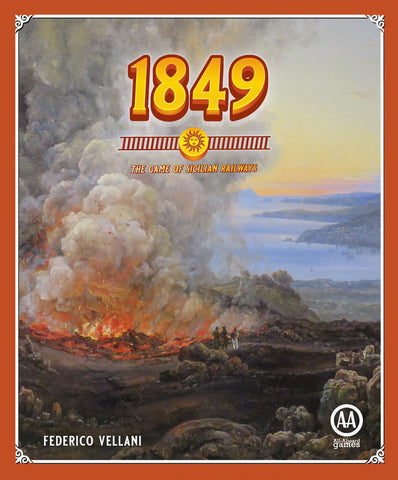 INTERNATIONAL - 1849 Preorder (Shipping Included)