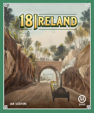 INTERNATIONAL - 18Ireland Preorder