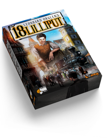 US/CA ONLY - 18Lilliput