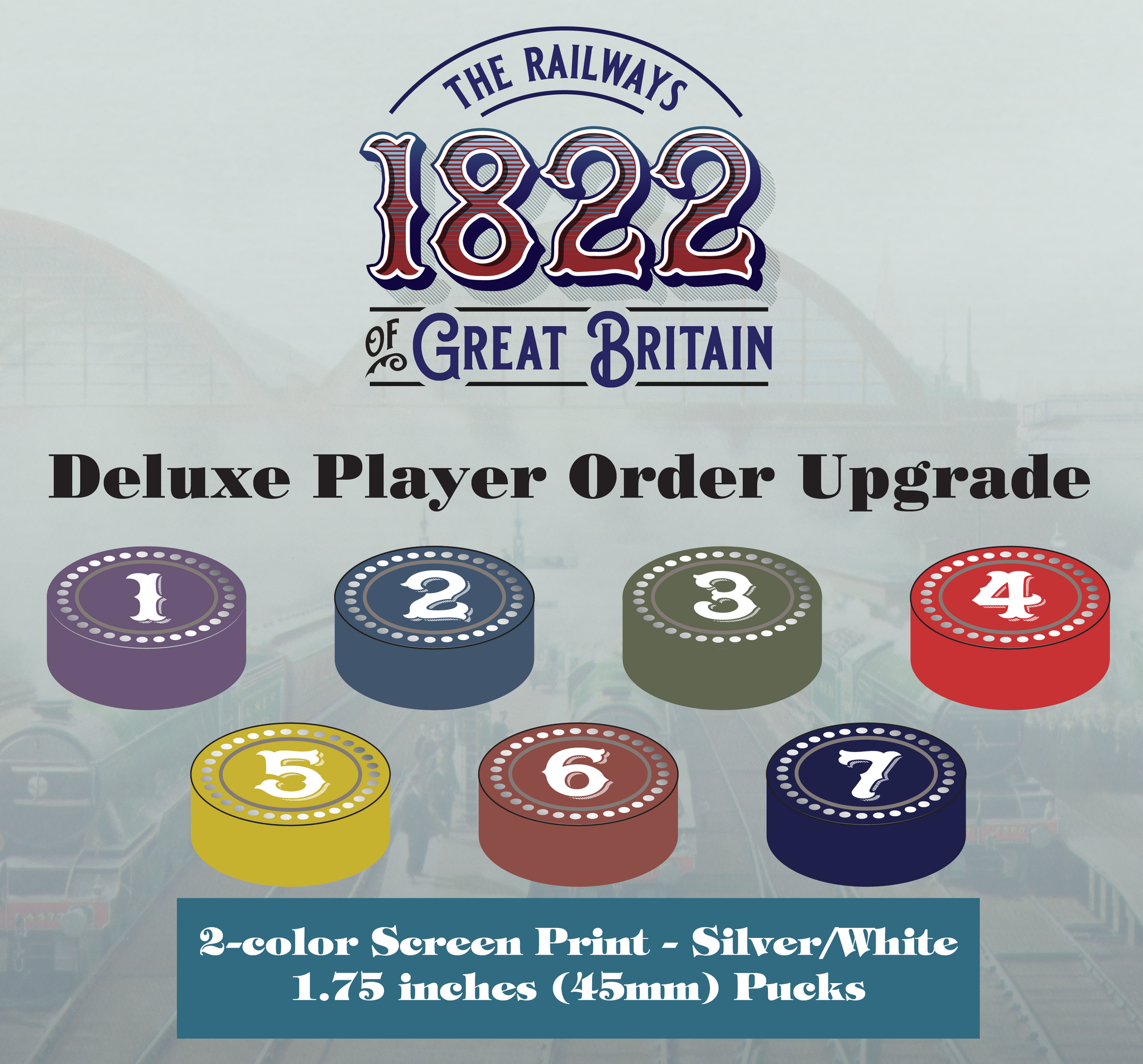 US ONLY - 1822 Deluxe Player Order Upgrade Preorder