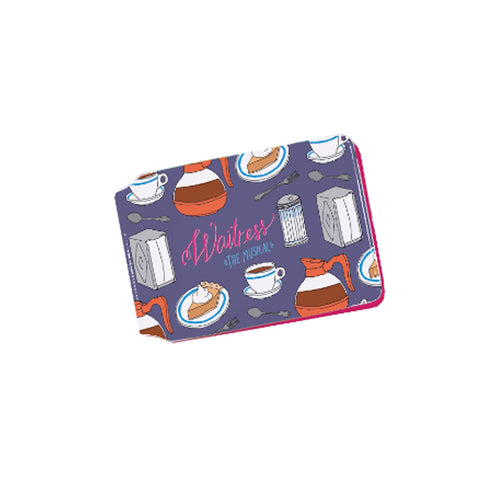 WAITRESS OYSTER CARD HOLDER