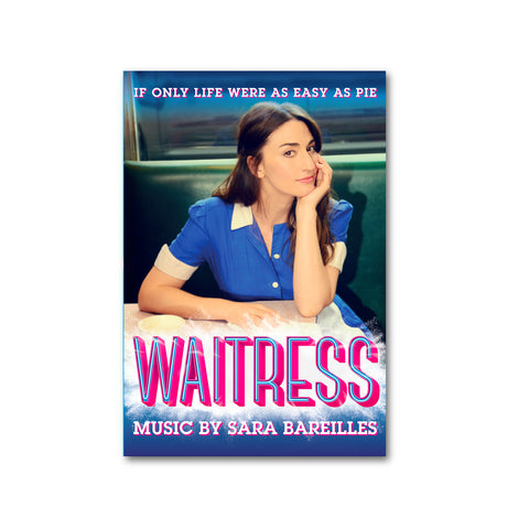 WAITRESS LONDON BROCHURE
