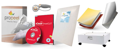 icolor 800 package supplies