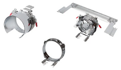 quick change cap frames and driver for SWF MAS-12