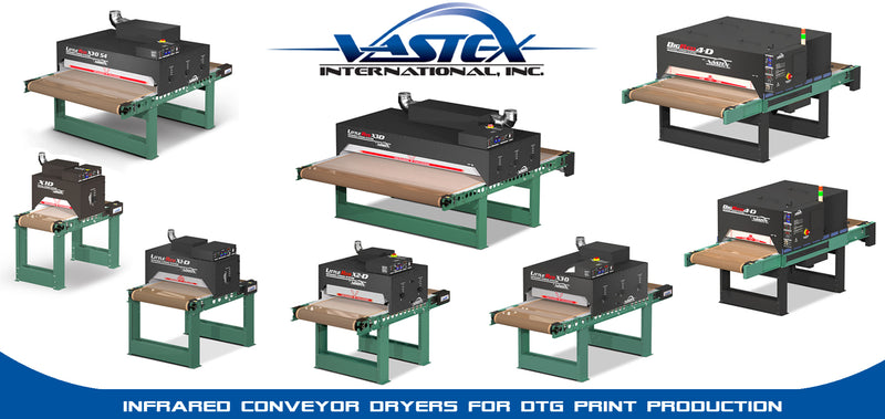 Vastex conveyer dryer banner