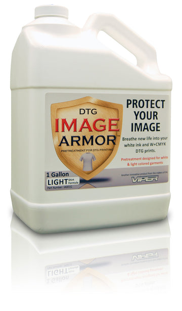 Image Armor Light Shirt Pretreatment Gallon Concentrate