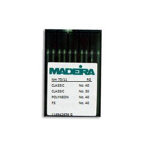#75/11 Madeira Sharp LG Eye Needles