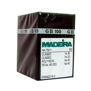 #75/11 Madeira BallPoint LG Eye Needles