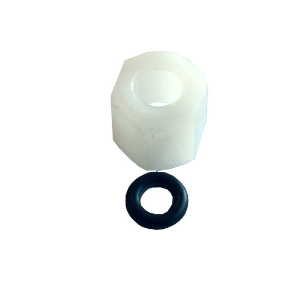 DTG 4880 Plastic Coupler Fitting and O-ring