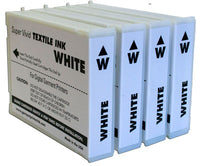 AnaJet 4 Channel White Ink Cartridge Set 110ml