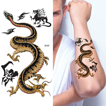High Quality Laser Temporary Tattoo Paper 10pk