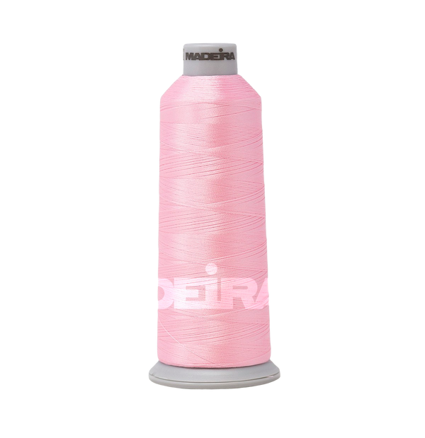 Baby Pink 1815  #40 Weight Madeira Polyneon Thread