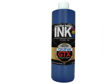 Cyan 700cc Replacement ink Bottle for Brother GTX Printers