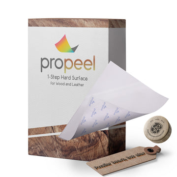 Propeel Wood and Leather Hard Surface 1-Step Transfer Media
