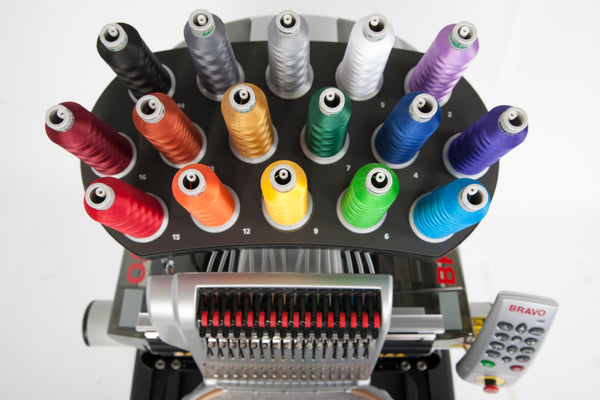 BRAVO Melco Embroidery Machine Complete Digitizing Package