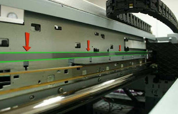 Encoder Strip For Veloci-Jet XL Garment Printer