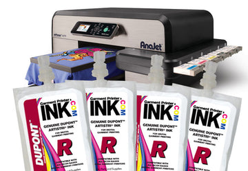 White Ink Special for Anajet Mpower MP5/MP10 (4 Bags)