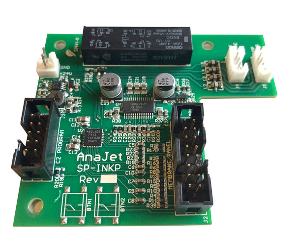 Anajet Sprint Capping Station Board