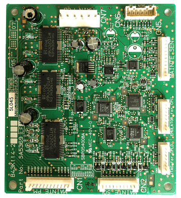 Brother GT-541 Maintenance Board