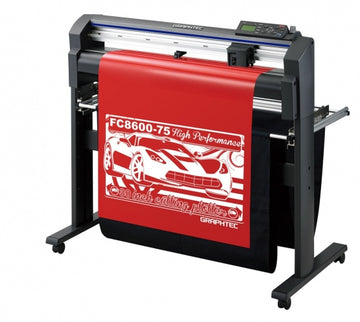 "Graphtec FC8600 30"" High Performance Cutter/Plotter & Stand"