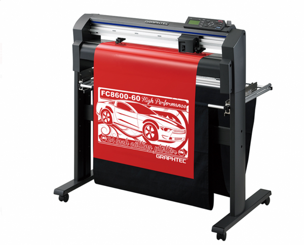 "Graphtec FC8600 24"" High Performance Cutter/Plotter & Stand"