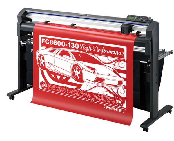 "Graphtec FC8600 54"" High Performance Cutter/Plotter & Stand"