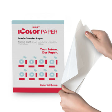 iColor Premium Stretch Paper 25pk