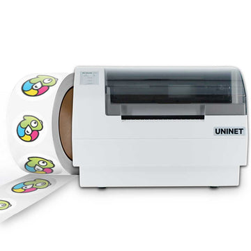 iColor 250 Inkjet Color Label Printer & Cutter