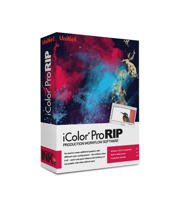 iColor ProRIP Software
