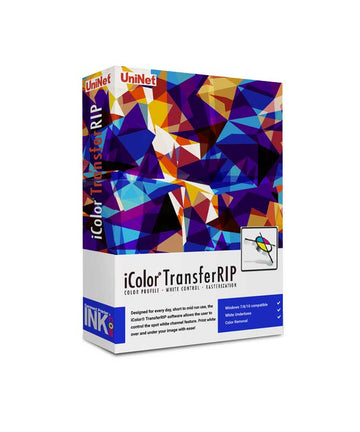 TransferRIP White Toner RIP Software