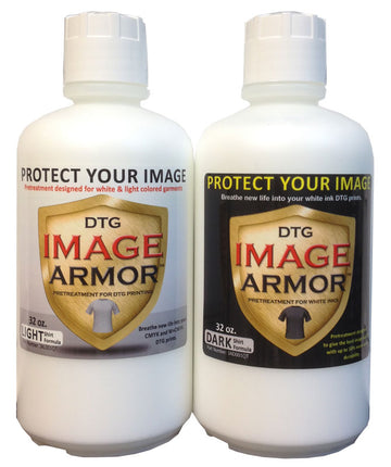 Image Armor Light and Dark Pretreatment Liter Sample