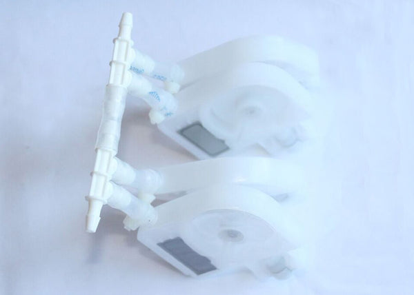 DTG HM1 White Ink Manifold with Dampers