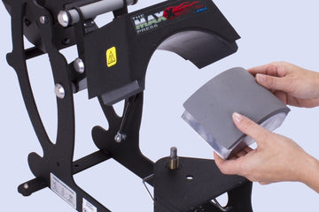 The MAXX® Cap Heat Press