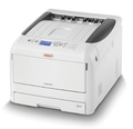 OKI Pro 8432WT White Toner Printer