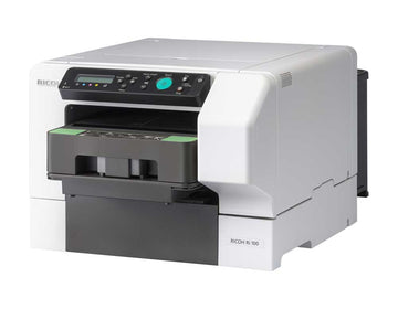 RICOH Ri 100 CMYK Garment Printer