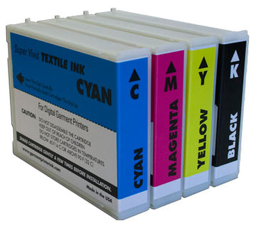 Anajet Sprint CMYK Ink Cartridge Set 110ml