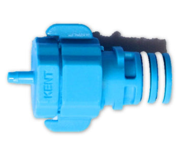 Blue ink line connector for the EZ Bag