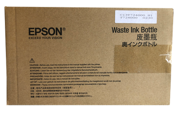 Epson Waste Ink Bottle T724000