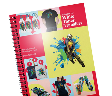 Artwork for White Toner Transfer Printers Collection (physical copy)