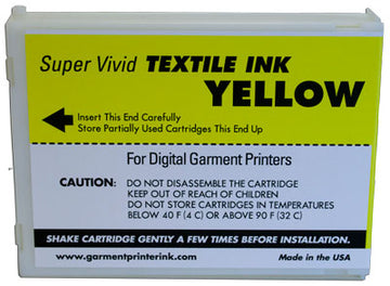 Anajet Sprint Yellow Ink Cartridge 110ml