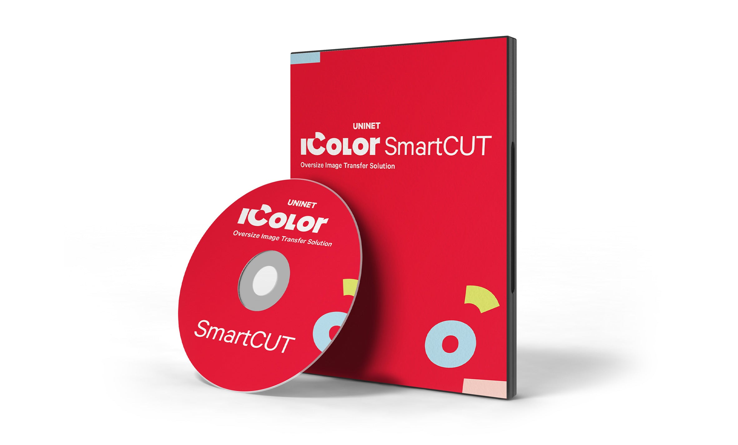 iColor SmartCUT DVD Case