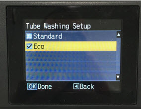 Converting the Epson F-2000 to use Image Armor Ink
