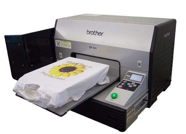 Brother GT 541 garment printer