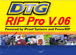 DTG Rip Pro iproofsystems