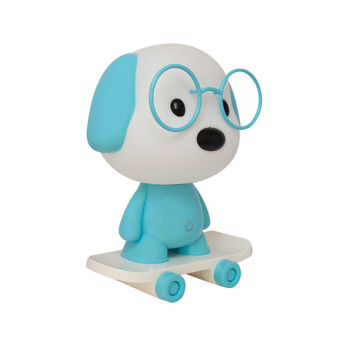 Lampara - LED Dog Light Blue