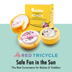 Load image into Gallery viewer, Puttisu Safe Baby Mild Sun Cushion SUNSCREEN