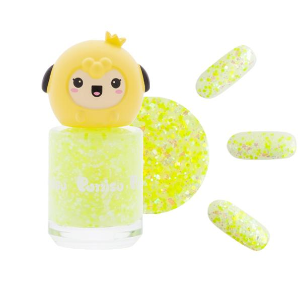 Puttisu Glitter Nail Polish - G03 Lemonade